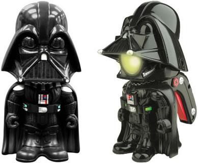 Darth Vader som flicklampa