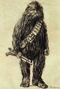 Tidig Chewbacca