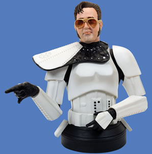 ElvisTrooper Mini Bust