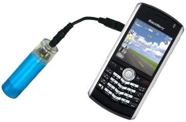 Nödladdare för mobilen