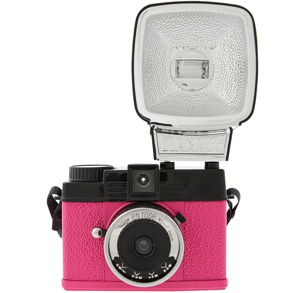 Rosa kamera