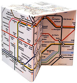 Factum Cube - London Tube