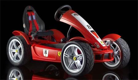 Ferrari-trampbil