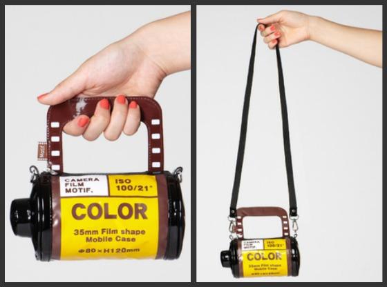 Väska för kamerafantasten