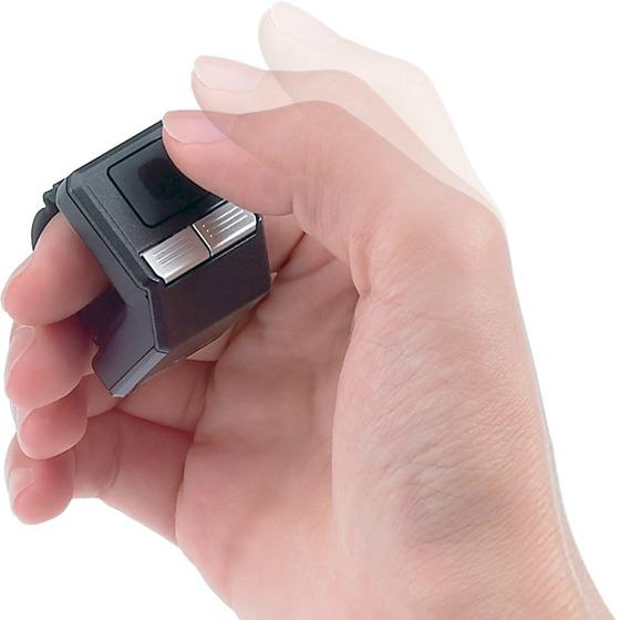 Trådlös fingermus för presentationer