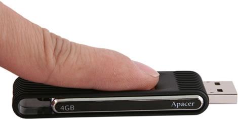 Apacer USB-minne