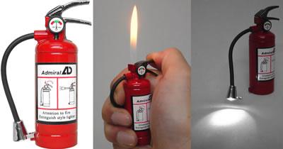 Brandsläckartändare