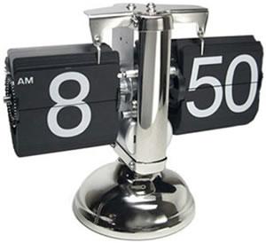 Flip-Me-Over Clock