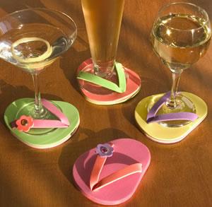 Flip Flop drinkunderlägg