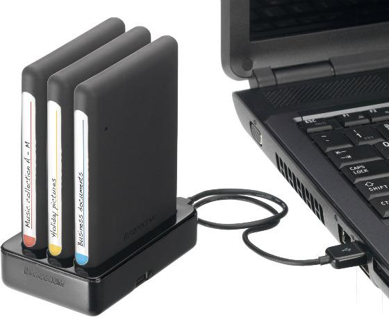 Mobile Drive CLS hårddiskar