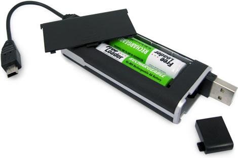Batteriladdaren Freeloader