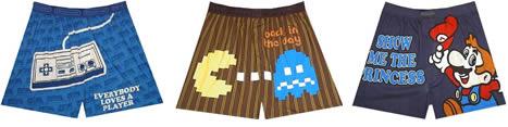 Nintendo Boxer Shorts