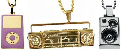 Smycken för audiofilen