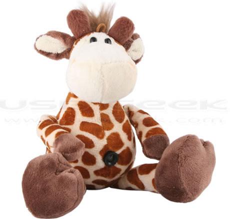 Giraffwebbkamera