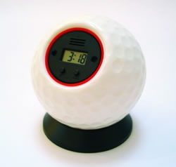 Golf Alarm Clock