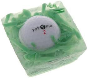 Golftvål