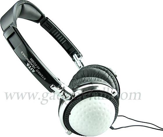 Golfhörlurar