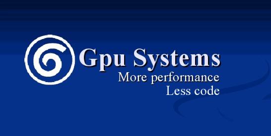 GPU Systems