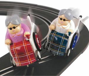 Granny Race Track