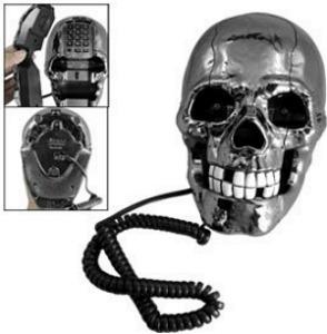 Döskalletelefon