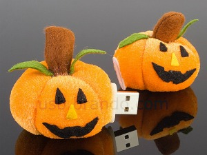 Pumpa som USB-minne