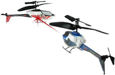 Battling Palmsize Havoc Helicopters