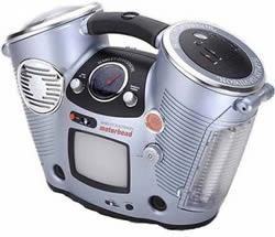 Harley Davidson TV Lantern Boombox