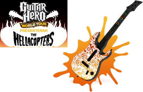 The Hellacopters - Guitar Hero: World Tour