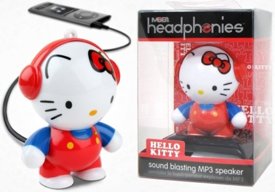 Hello Kitty USB-högtalare