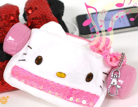 Hello Kitty-necessär