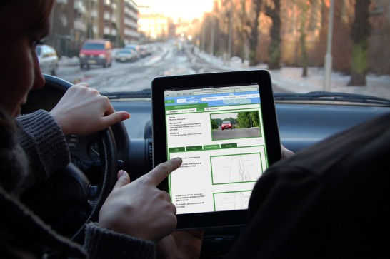 Hemmets Trafikskola iPad