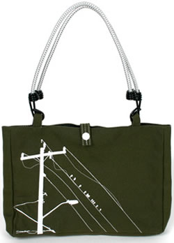 High Voltage Bungee Bag
