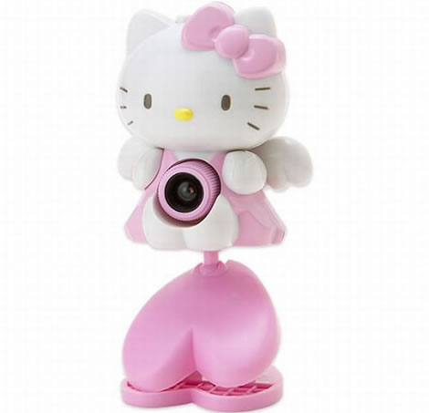 Hello Kitty USB webbkamera