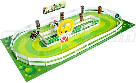 Hästkapplöpningsspel