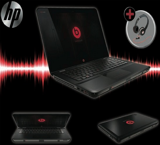 HP Envy 14 Beats