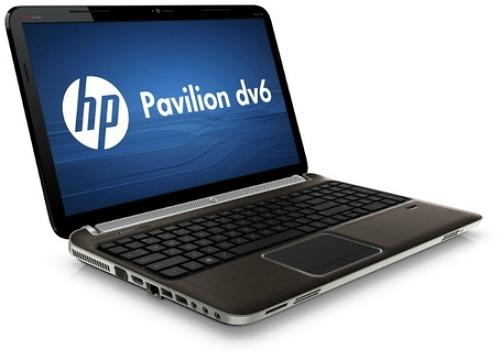 HP Pavilion dv6 bärbar dator