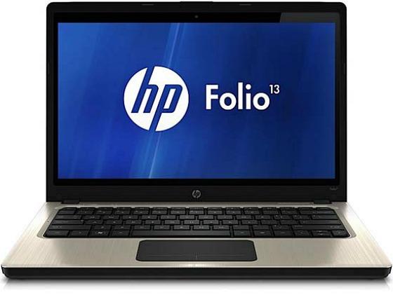 HP Folio13 - bärbar dator