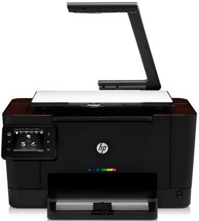 HP TopShot LaserJet Pro M275 skrivare