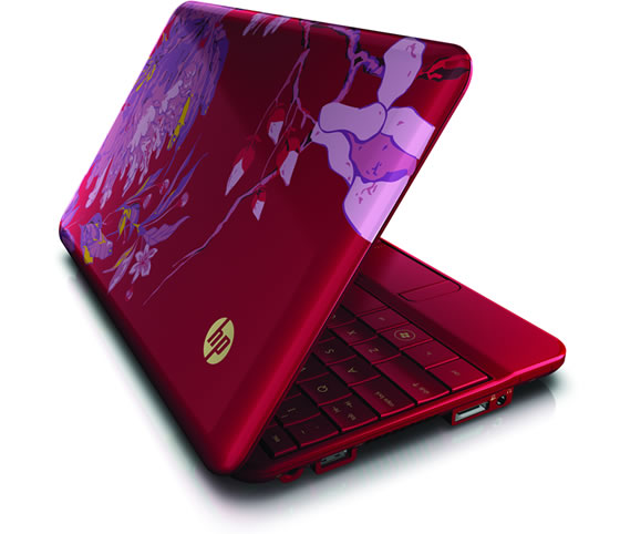 HP Mini 1000 Vivienne Tam Limited Edition