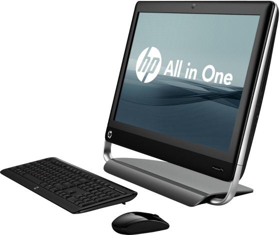 HP TouchSmart Elite 7320 företagsdator