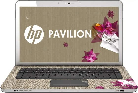 HP Pavilion dv6 Rossignol edition dator