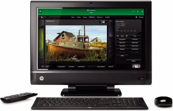 HP TouchSmart610