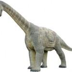 En egen dinosaurie i naturlig storlek