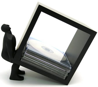 Human CD Holder
