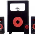 Högtalarsystem med iPod-känsla