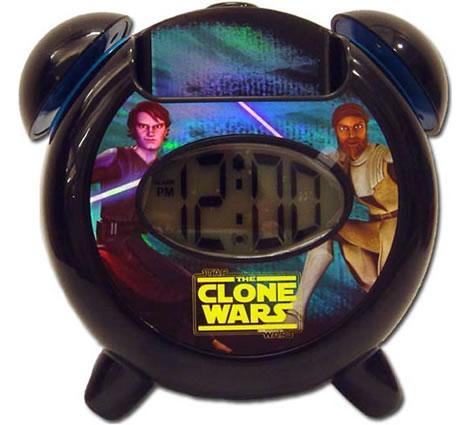 Star Wars mp3-väckarklocka