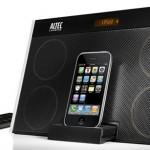 Bärbart ljudsystem för iPhone och iPod