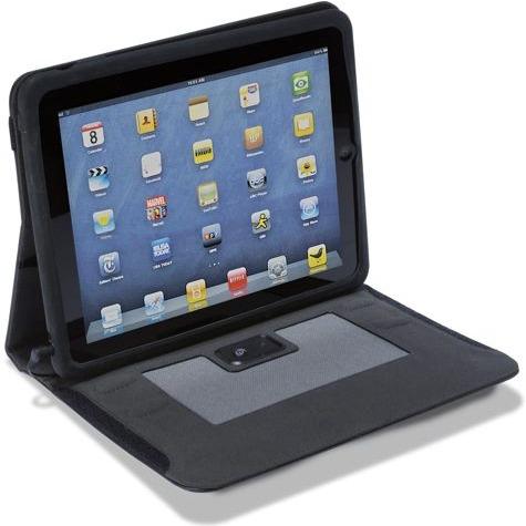 iPad-fodral med inbyggda högtalare