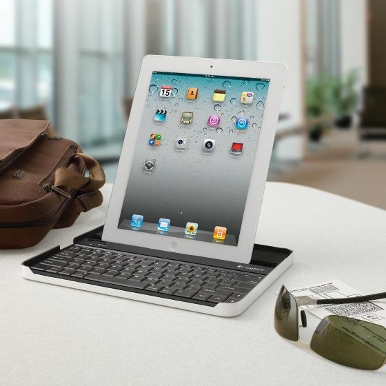 iPad-skal med tangentbord