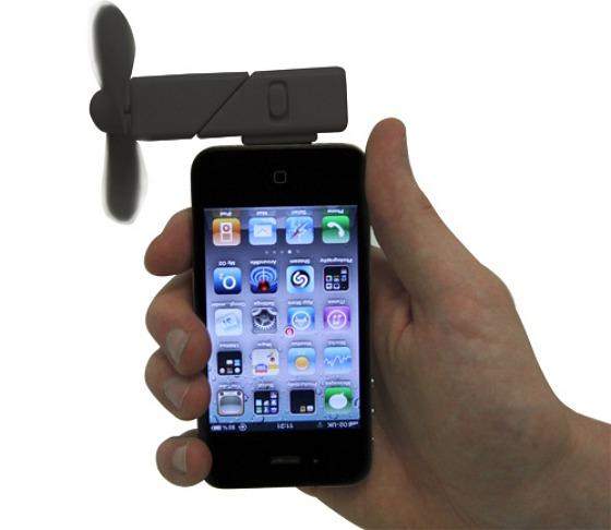 iPhone-fläkt